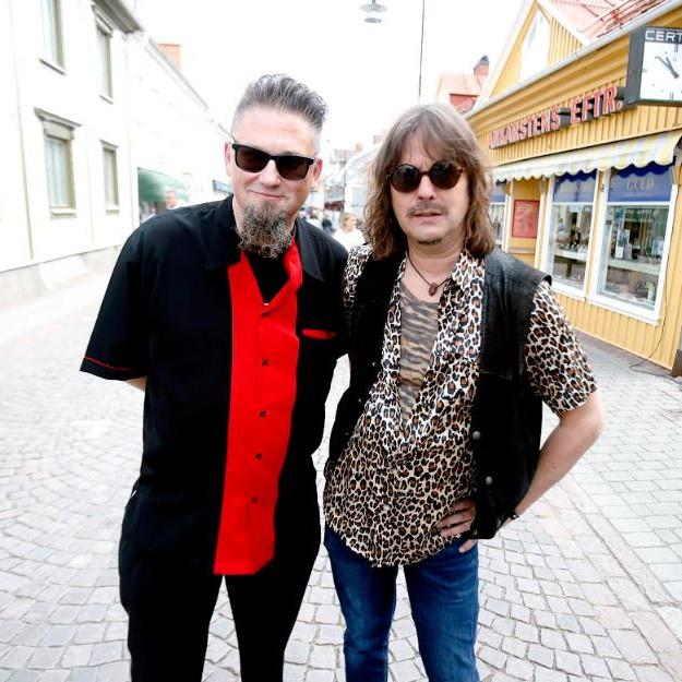 Bogefors & Mats Blues Kväll