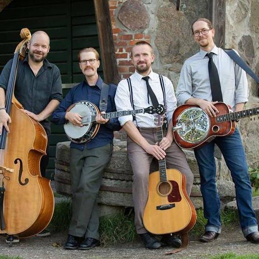 The Original Five..Bluegrass & Country Music