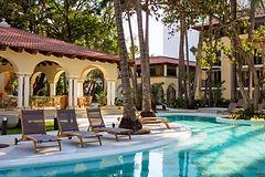 hilton-hacienda Swimming pool and Talave