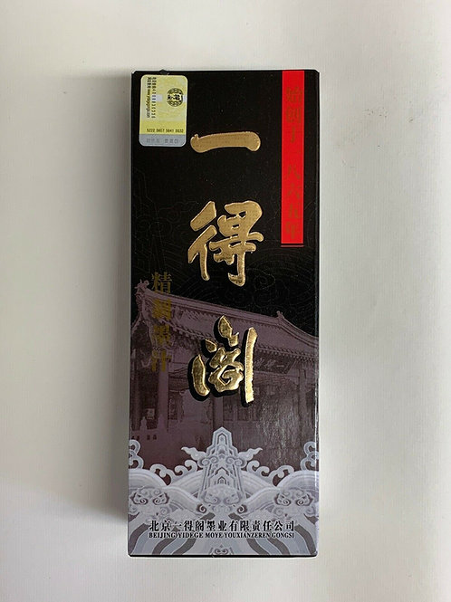 Chinese YIDEGE black calligraphy brush painting ink 250ml