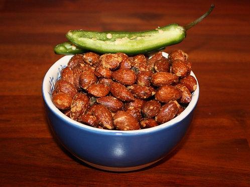 Cheddar Jalapeno Almonds