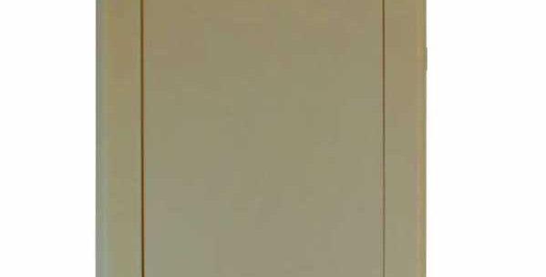 Prise d'aspiration beige en PVC Drainvac