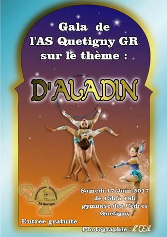 Gala de l'été AS Quetigny GR