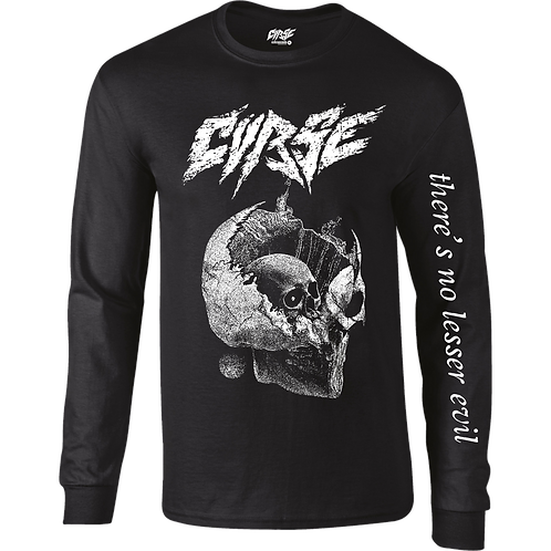 THERE'S NO LESSER EVIL LONGSLEEVE