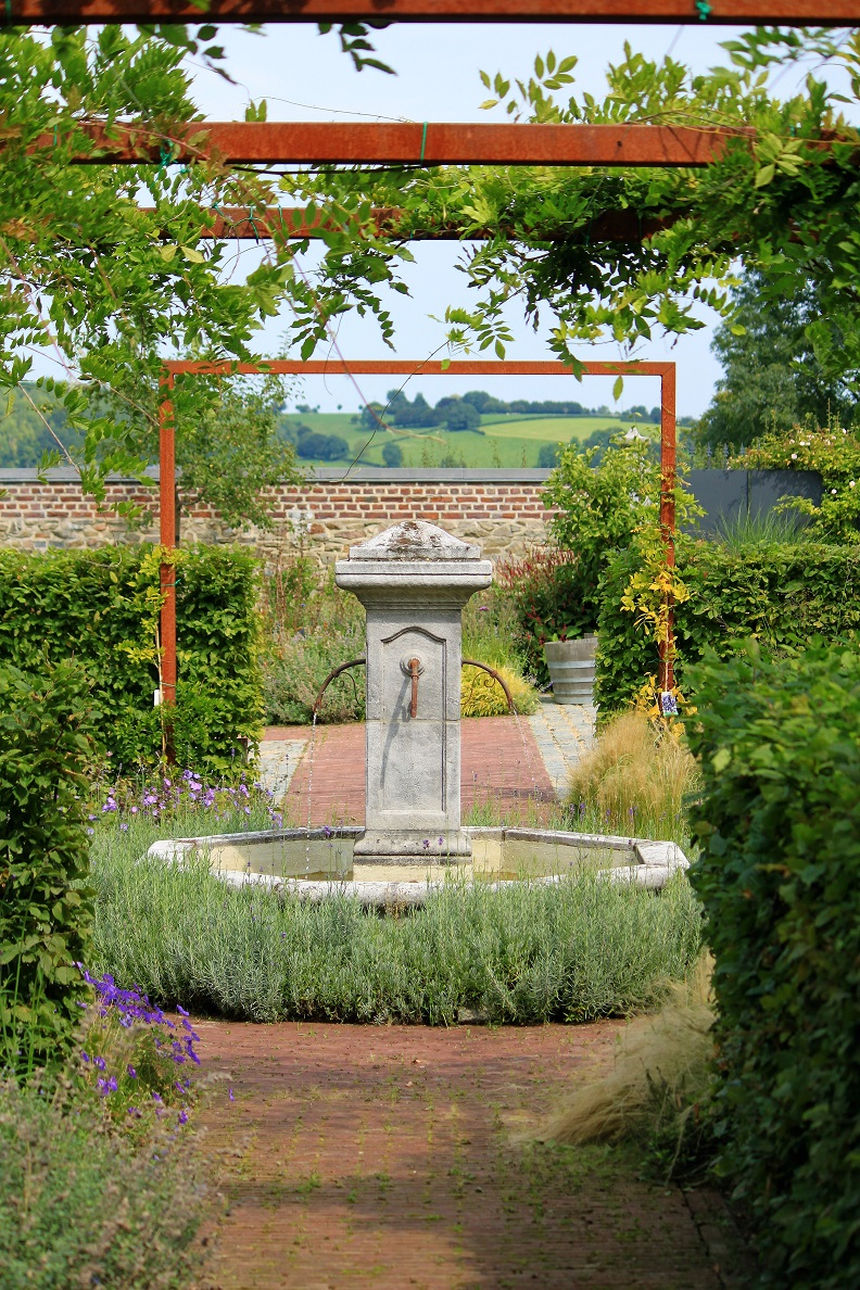Franse fontein