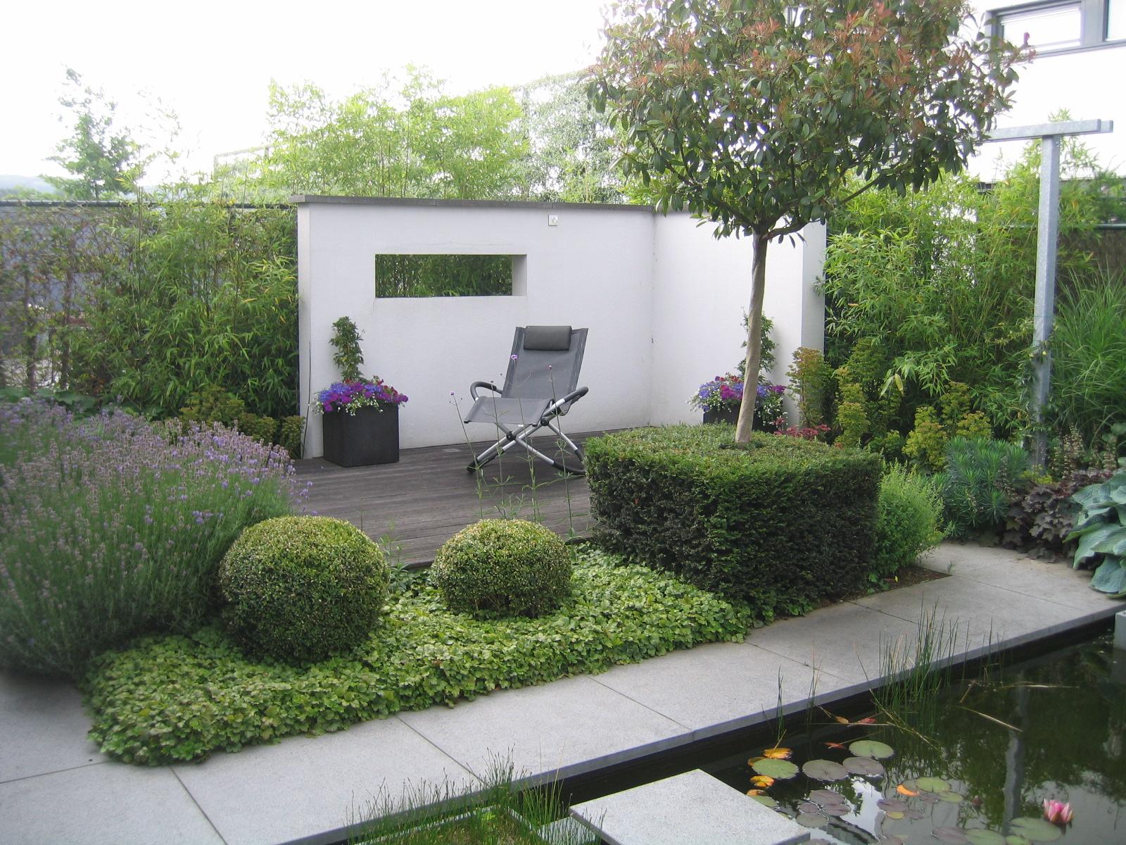 tuin van het jaar 2008