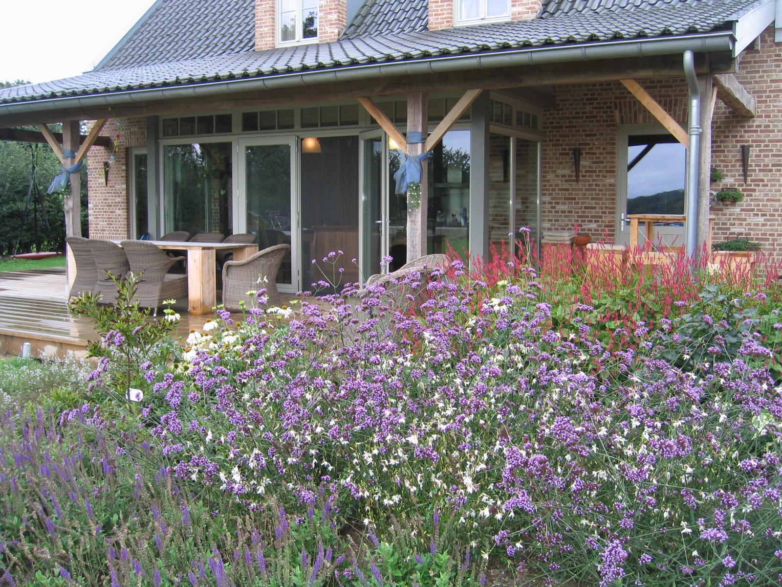 Cottage tuin
