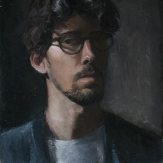 Self Portrait Age Twenty Three