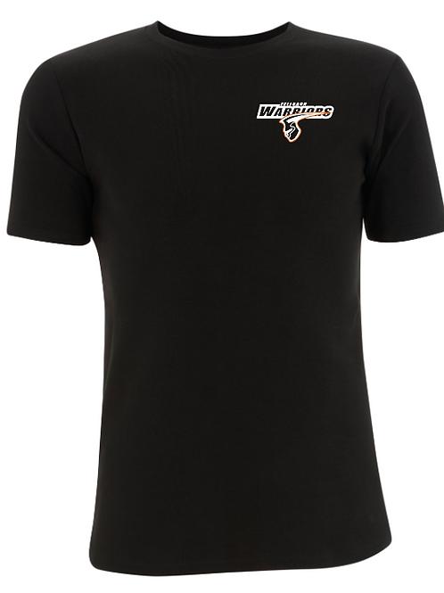 Fellbach Warriors - Shirt - Schwarz - Logo Brust