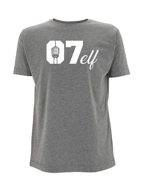 """Shirt - """"07elf"""" - Grau"""