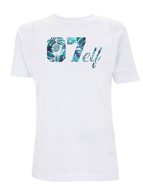 """Shirt - """"07elf"""" - Summer Blue - Herren (Limitiert)"""