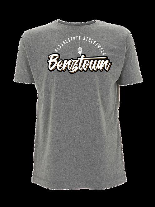 "Shirt - ""Benztown"" - Grau"