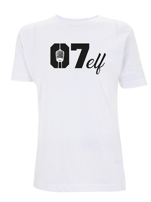 """Shirt - """"07elf"""" - Weiß"""
