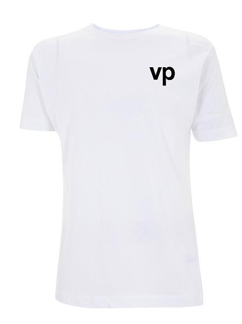 """Shirt - """"Vertikalpass"""" - Weiß"""