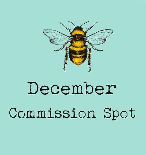 December Commission Spot