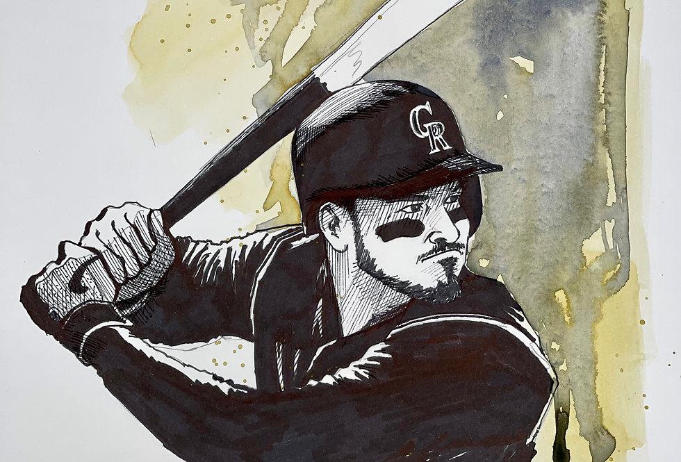 TOPPS MLB SKETCH 2