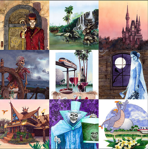 Disney Art Collage.jpg