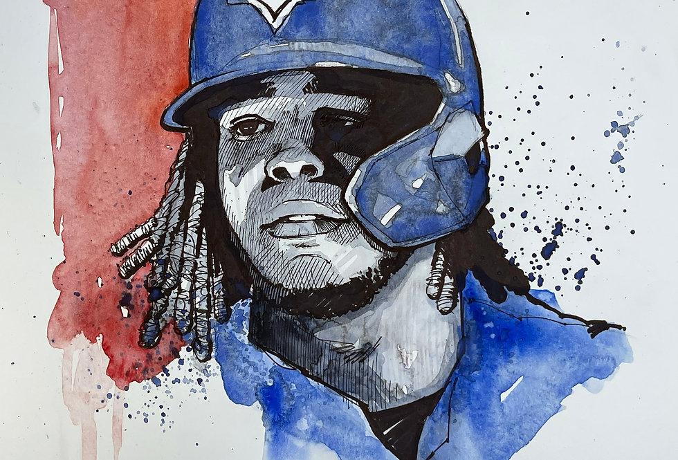 TOPPS MLB SKETCH 5