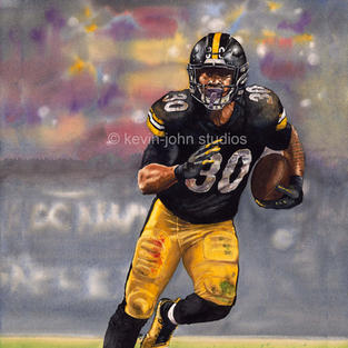 James Conner Steelers