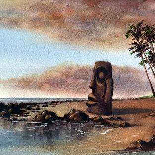 Tiki Tiki Tiki Beach