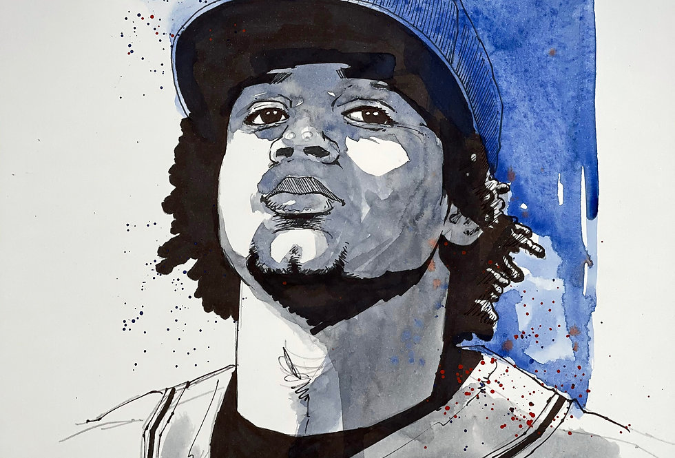 TOPPS MLB SKETCH 1