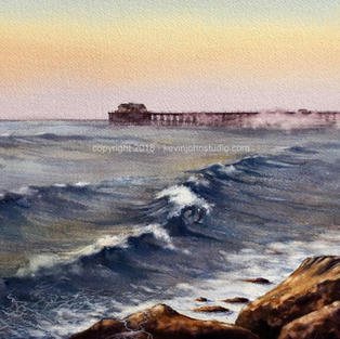 Long Rocky Beaches