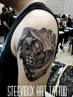 Mons tattoo convention 2017