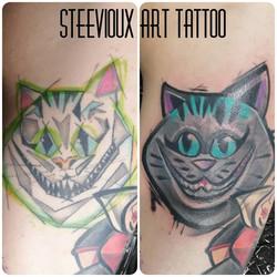 Rework cat