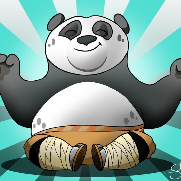 kungfupanda zen