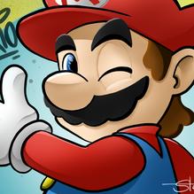 Mario yeah !