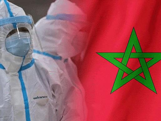 كوفيد-19 : 68 حالة إصابة جديدة بالمغرب و73 حالة شفاء في 24 ساعة