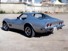 Corvette 1968 Sting Ray