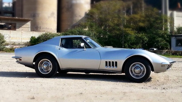 Corvette 1967 coupe