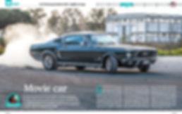 Test Mustang 1968 - Elaborare maggio 2019