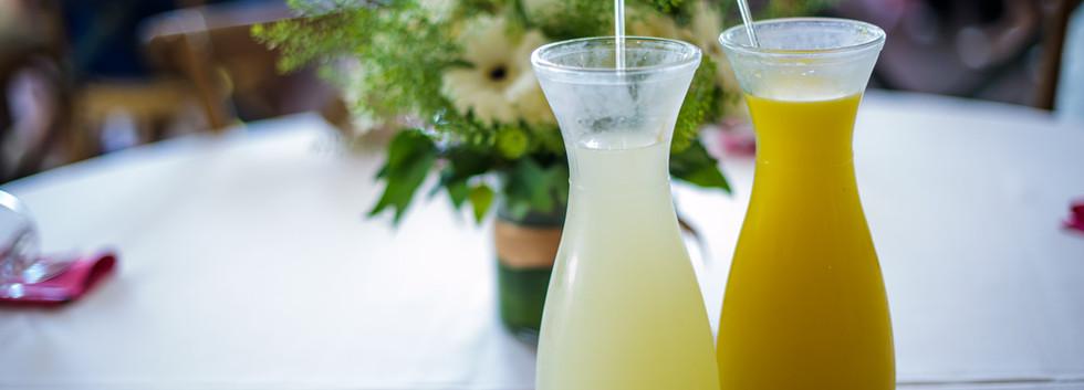 Fresh Juices at Terasa