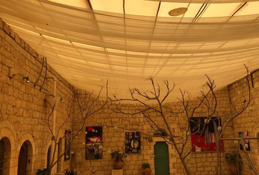 Large room at Harp of David