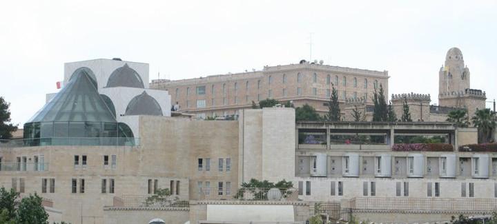 Beit Shmuel Exterior