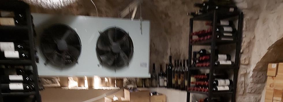 Wine Cellar in the Wine Temple