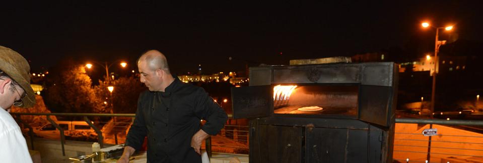 Terrace Bar Mitzvah at Terasa