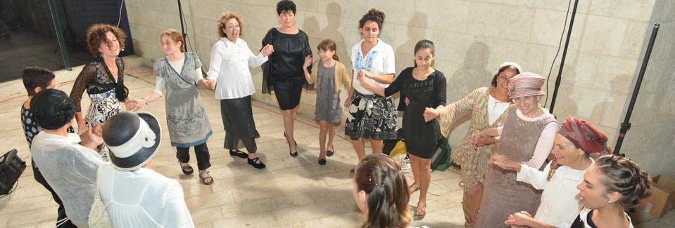 Dancing at Teresa