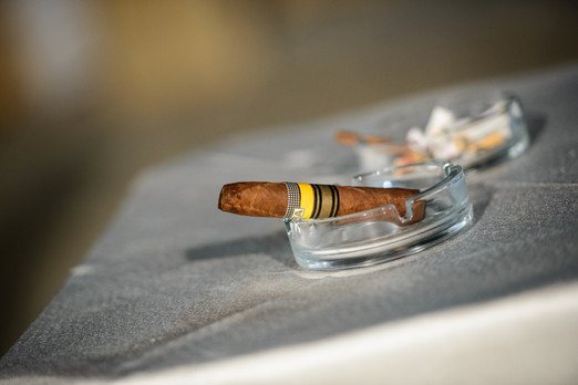 Cigar at Bar Mitzvah