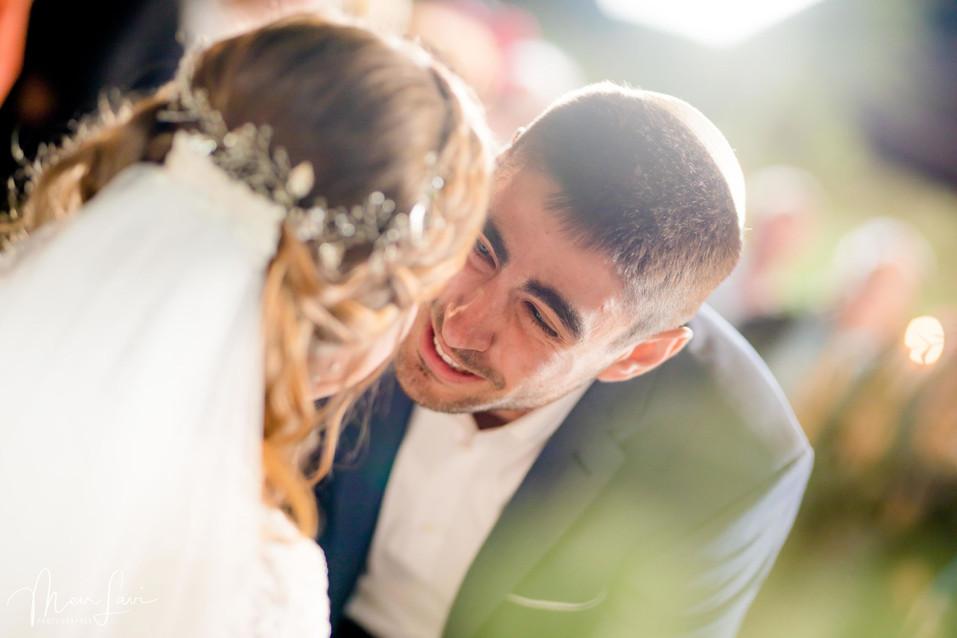 Groom in Israel Unveils His Bride
