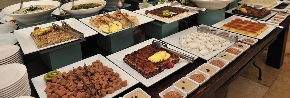 Food Mt Zion Hotel