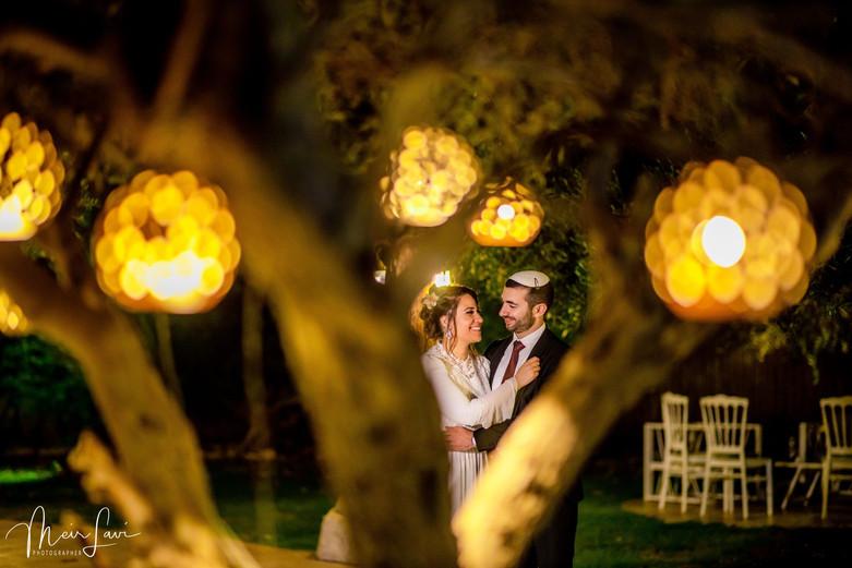 Bride & Groom at their Israeli Wedding