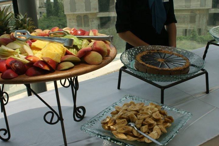 Desserts at Beit Shmuel