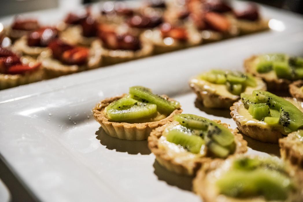 Dessert from Mobile Chef Gavriel Greenwald
