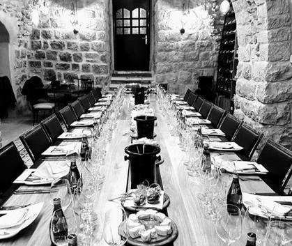 Elegant Event at Wine Temple