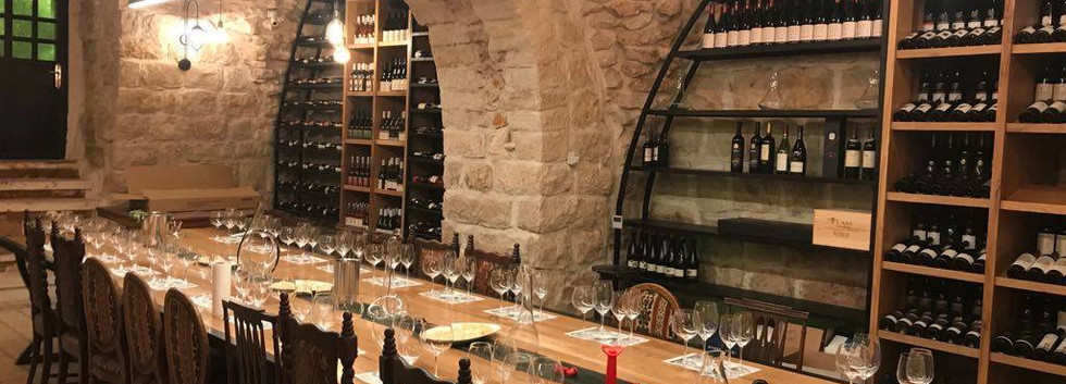 The Grand Table at Wine Temple