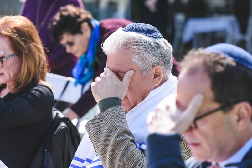 20200217-1Bnai Mitzvah Ceremony at Olmaya at the Haas Promenade overlooking Jerusalem