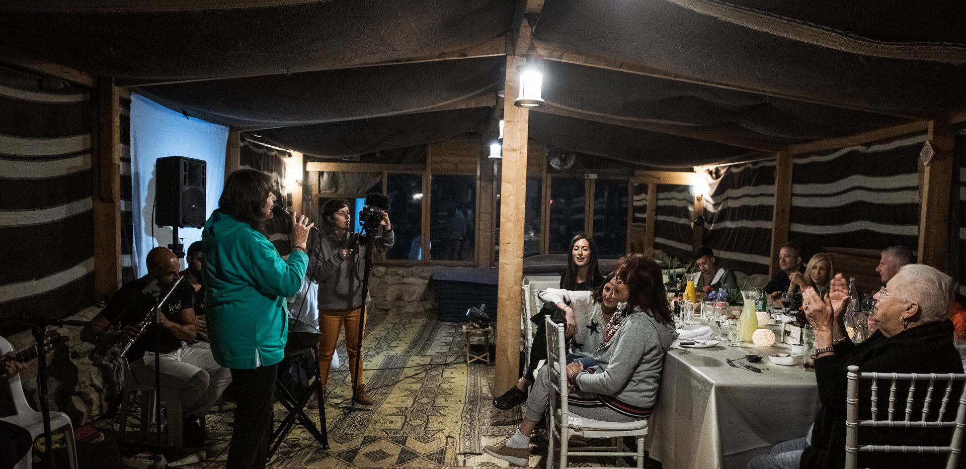 Musical Performance in the Bedouin Tent